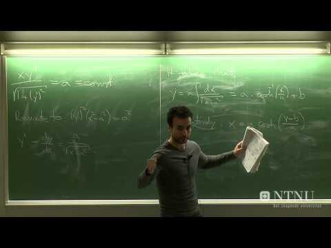 07: Lagrange multiplier method - Part 1