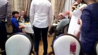 Батл подруги невесты против друзей жениха