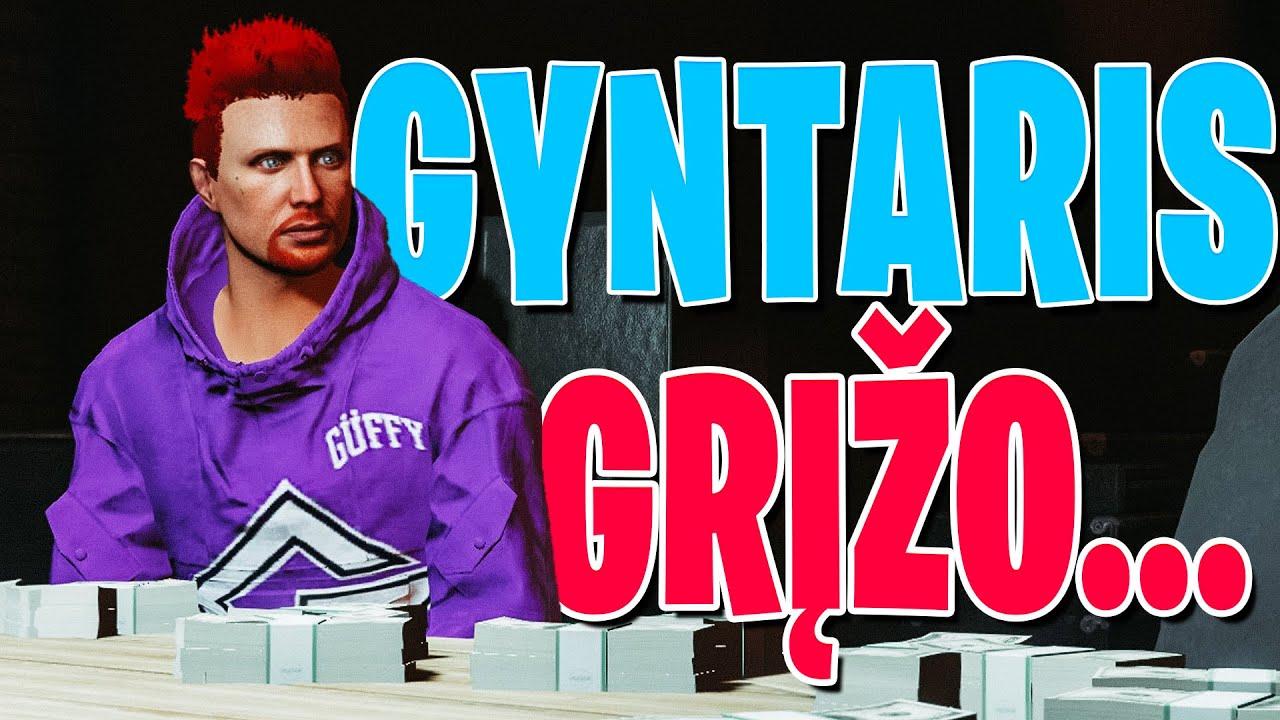 Download Gyntaris rado savo miestą - Eclipse RP LT // GTA Role Play // S01E29