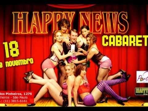 Happy News CABARET - Festa Fechada da Portátil!
