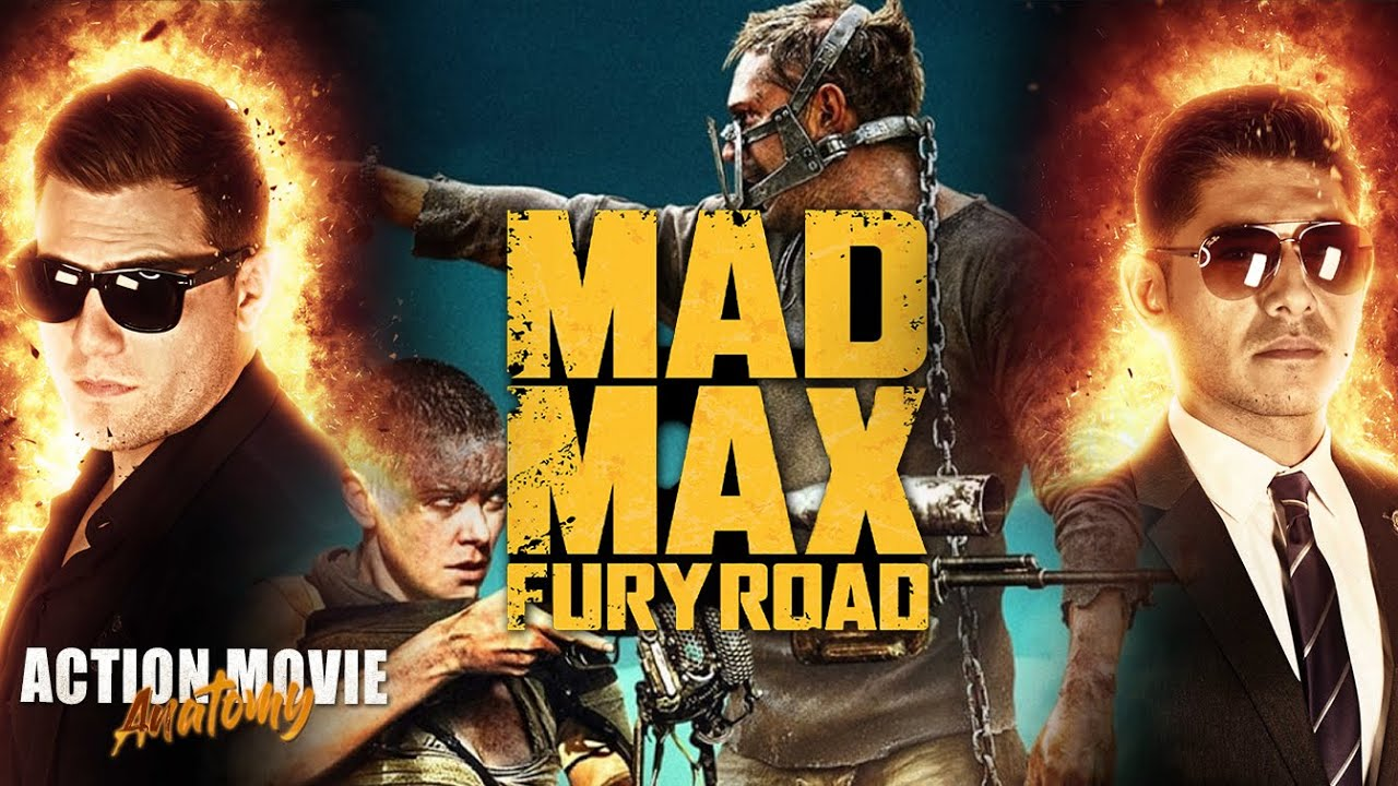 mad max fury road charlize theron tom hardy review action