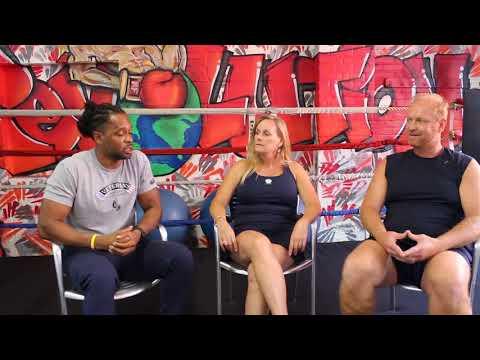 White Collar Boxing 2K17: Joe and Jill Kelly Interview