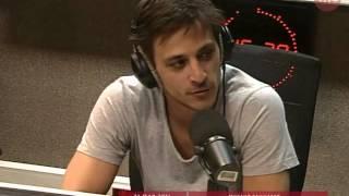 Михаил Башкатов на радио Маяк