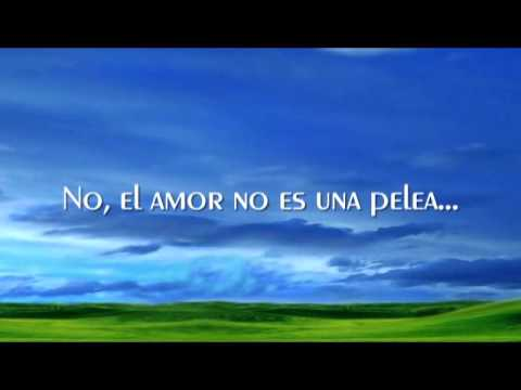 LOVE IS NOT A FIGHT_Warren Barfield (español)