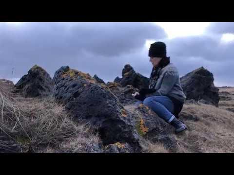 Icelandic artist Elva Hreidarsdottir