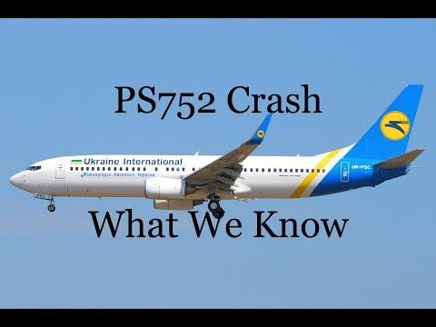 Did Iran Shoot Down Ukraine International Airlines 752 (PS752)?