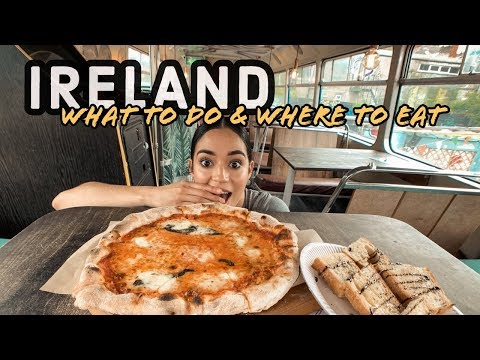 DUBLIN VLOG | What To Do +  Where To Eat (Hidden Gem!)