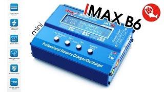 Обзор зарядного устройства iMax B6 Mini   Оригинал или копия   Аймакс из Китая