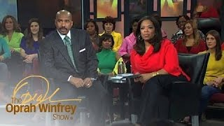 The Ideal Man? One Woman's 43-Point List Stuns Steve Harvey | The Oprah Winfrey Show | OWN