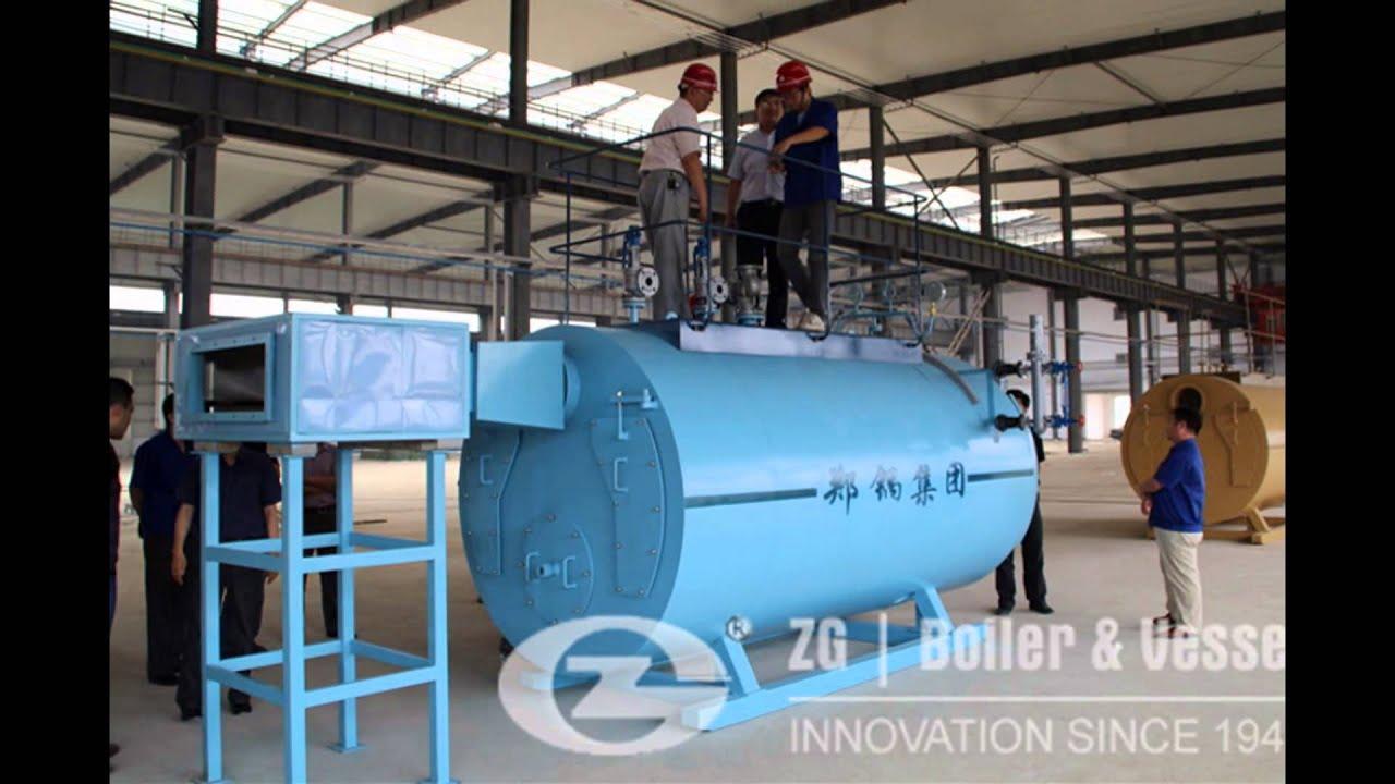 gas oil fired boiler for sale, gas oil fired steam hot water boiler ...
