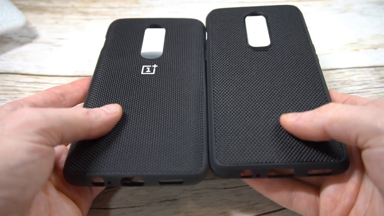 new arrival 70b36 01574 Orzero Nylon Case For OnePlus 6 Unboxing and Review