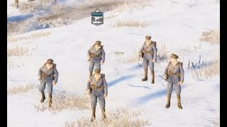 IRON HARVEST  - New MEDIC Units Gameplay  - Upcoming Mech Strategy War Game 2019