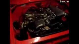 Турбина на двигатель 412 москвича(, 2014-10-18T21:03:59.000Z)