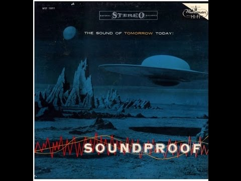 "Ferrante & Teicher ""Soundproof"" 1958 STEREO Space Age Pop FULL ALBUM"