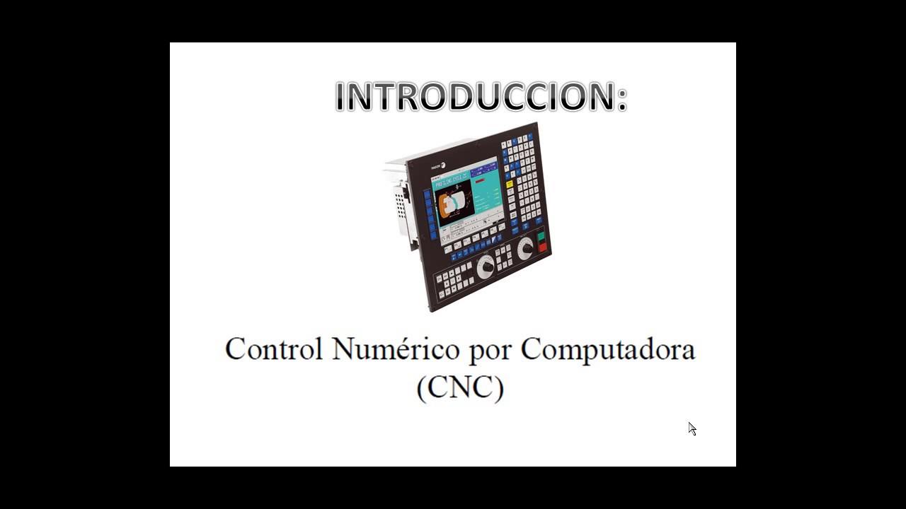 1 parte (Introduccion a la Programacion CNC).mp4 - YouTube