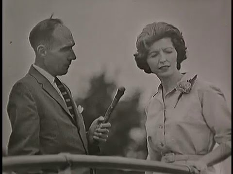 1963 Morning Show About Stanley Park and QE park, Also has interview with Grace McCarthy