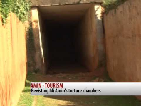 Idi Amin's torture chambers in Uganda
