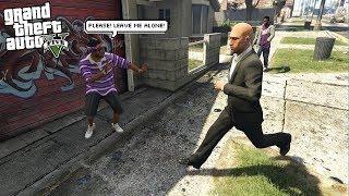 GTA 5 BE A BODYGUARD MOD!! #3 (GTA 5 REAL LIFE PC MOD)