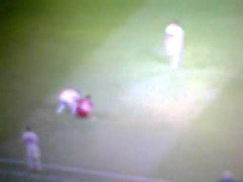 Czech Republic vs Poland: Pekhart gets yellow card HD