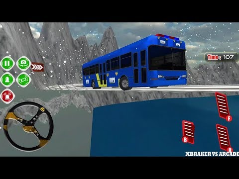 Police Bus Unlocked  - Police Bus Transporter 2017 Android GamePlay2017