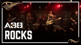 BoySetsFire - Walk Astray // Live 2013 // A38 Rocks