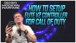 Elite Controller V2 setup | Modern Warfare SETUP Guide.!