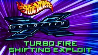 Hot Wheels: Velocity X (Rapid Fire Shifting Exploit)
