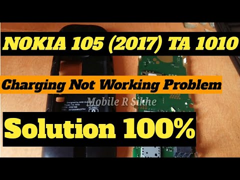 nokia-105-(2017)-ta-1010-charging-problem-ways-jumper-solution