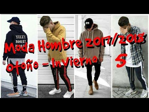 MODA HOMBRE OTO�O - INVIERNO 2017/2018 (TENDENCIAS) (Parte 5)