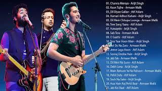रिजीत सिंह अरमान मलिक आतिफ असलम नए गाने    नवीनतम बॉलीवुड रोमांटिक गाने   हिंदी गाने