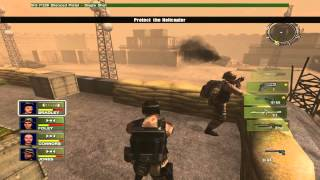 Conflict Desert Storm 2   Mission 3 full Hd