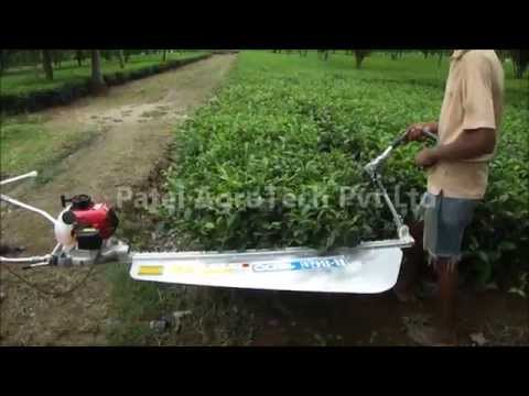 Tea Pruner -  Two Man Operated - OCHIAI JAPAN