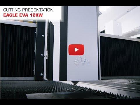 EAGLE: Fiber Laser 12kw Cutting Presentation