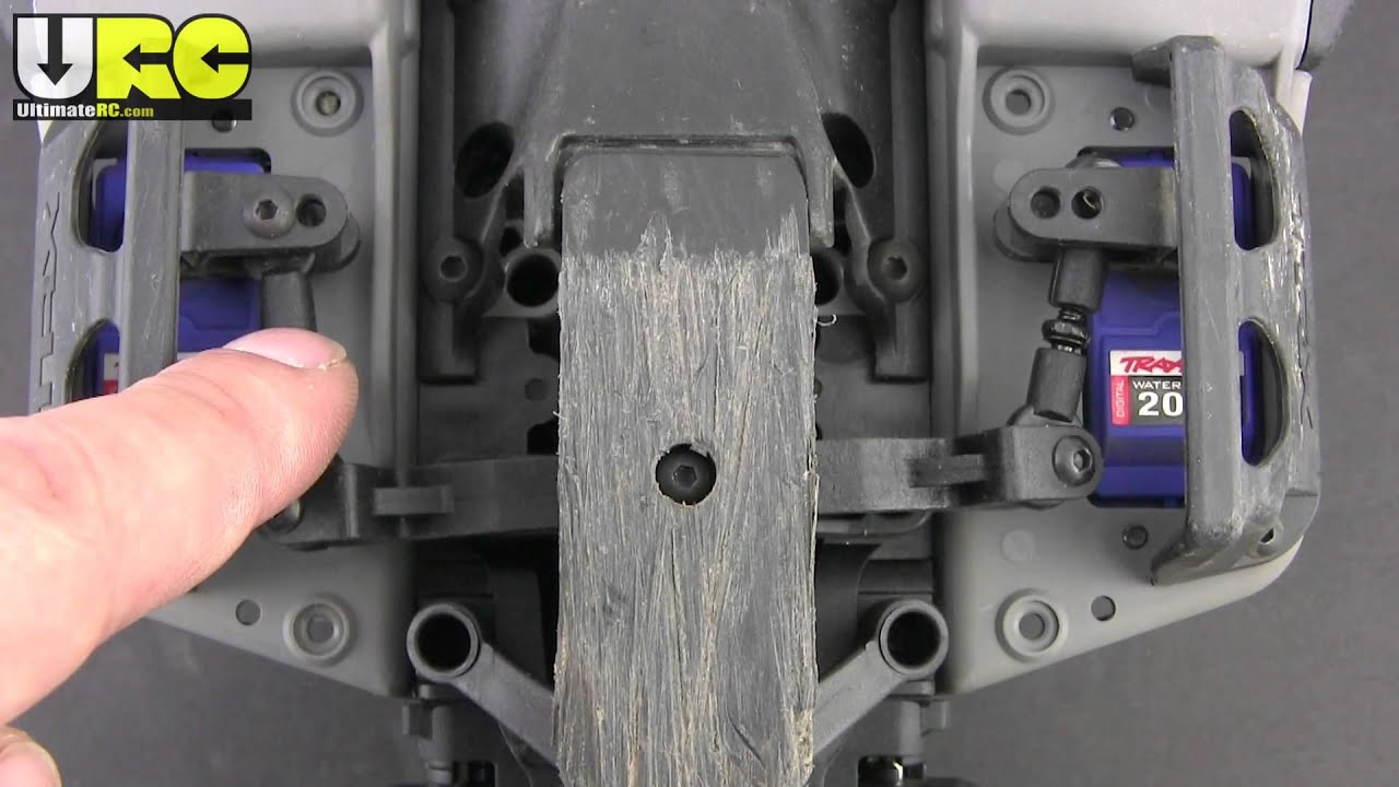 How to center & align Dual steering Servos