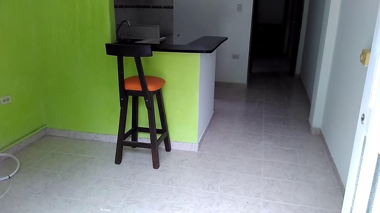 Arriendo aparta estudio 1mer piso cocina integral con for Cocina integral con estufa