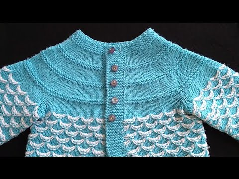 KNITTING PATTERN FOR BABY/'S CARDIGANS  /& JUMPER