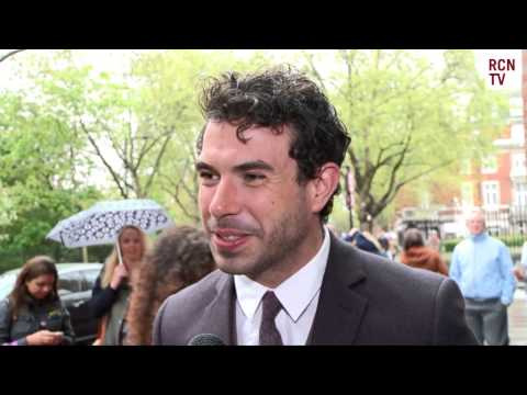 Downton Abbey Series 4 Tom Cullen Interview