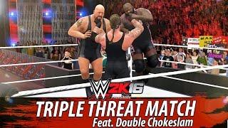 WWE 2K16 - Undertaker