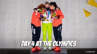 Day 4 of Sport Climbing - Women's Final Round-Up