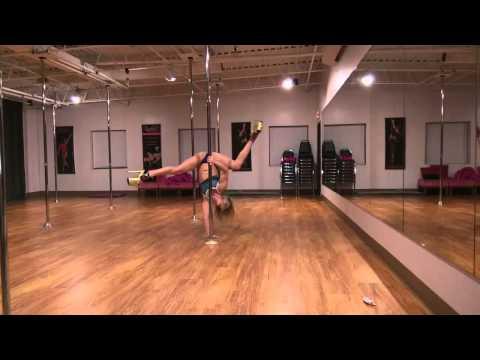 Wale - Chain Music Pole Dance Freestyle.