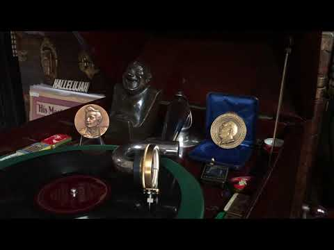 ENRICO CARUSO - Tu, Ca Nun Chiagne! - Recorded 1919-Sep-8 - HMV Gramophone Demonstration 78RPM
