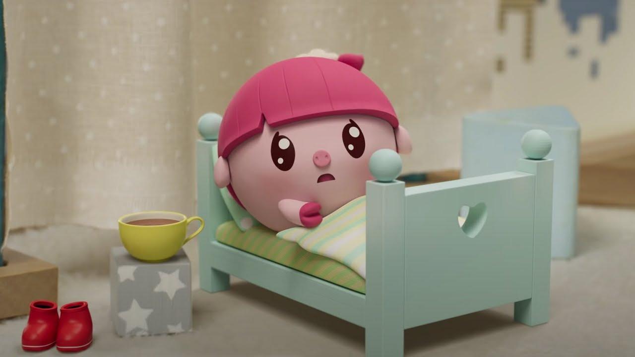 Малышарики – Калинки - 203 серия - Новые серии - Мультики 2021 для малышей