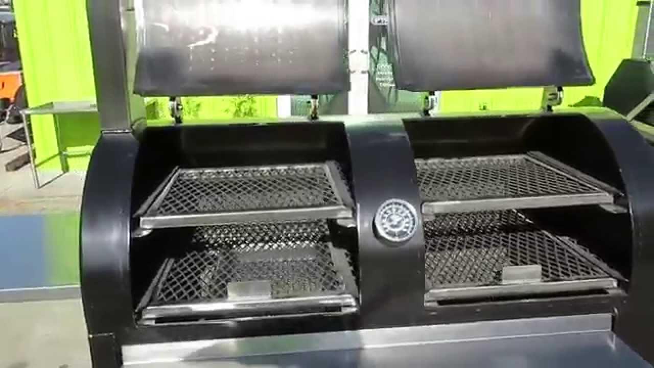 Pitmaker Hitman BBQ Smoker Walk-Through and Features!