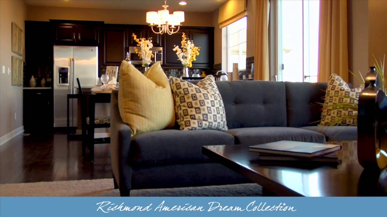 Colorado Floor Plans Richmond American Homes Dream