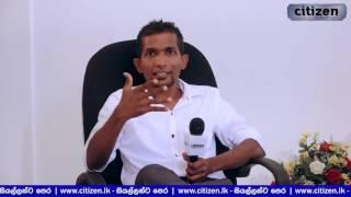 Citizen.lk - Citizen Of The Week With Popular Writer Saman Edirimunee