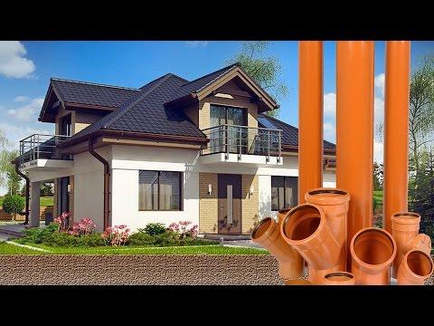 Канализация в частном доме своими руками: схема и правила расположения основных конструкционных элементов