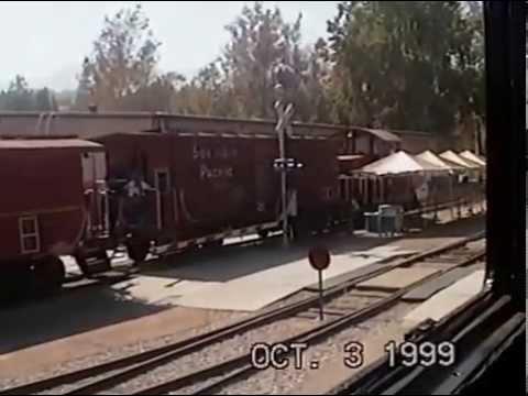 Travel Town 1999 10 03 When Trains Still Ran 4