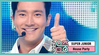 Download [쇼! 음악중심] 슈퍼주니어 - 하우스 파티 (Super Junior - House Party), MBC 210327 방송