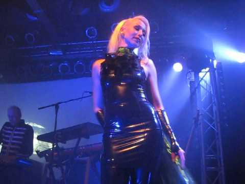 In Strict Confidence - Zauberschloß Live @Musikzentrum Hannover 10.04.2014
