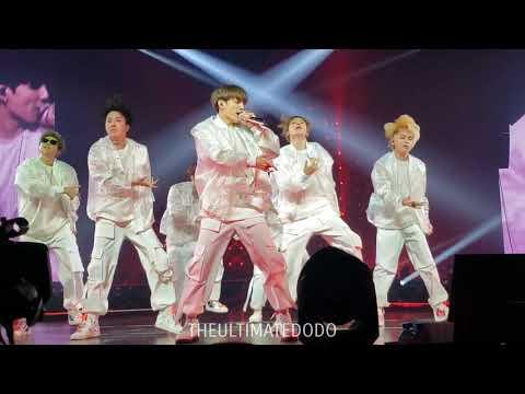 180923 Mic Drop Dance Break Remix @ BTS 방탄소년단 Love Yourself Tour in Hamilton Fancam 직캠